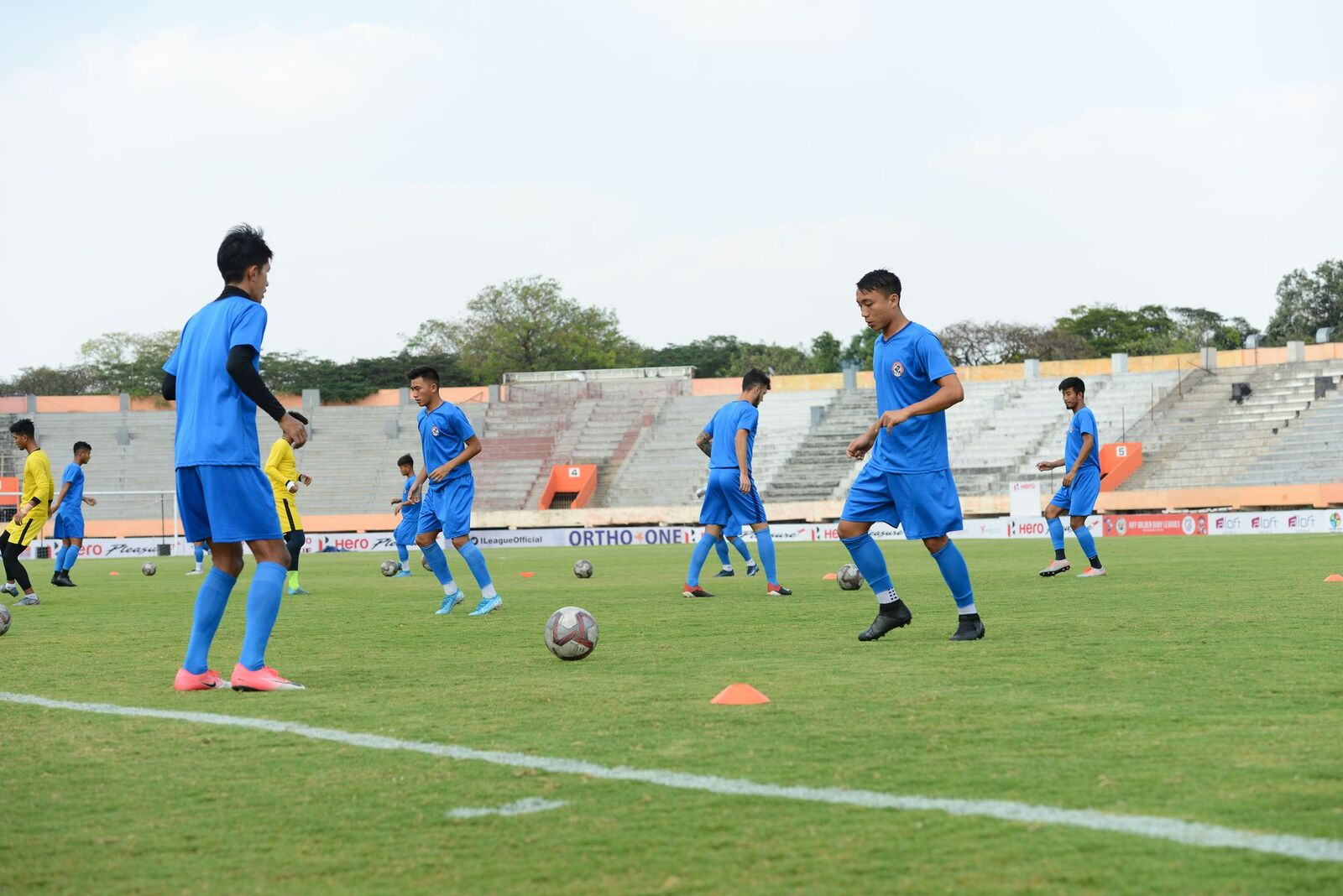 I-League: Preview: Chennai, Aizawl face-off in a bid to move up the league table