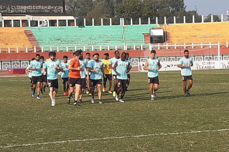 I-League: Quess East Bengal travel to Imphal to take on TRAU