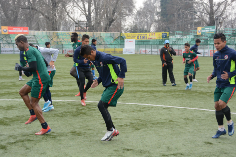 I-League 2019-20: Preview: Real Kashmir look to continue winning run at home against Aizawl