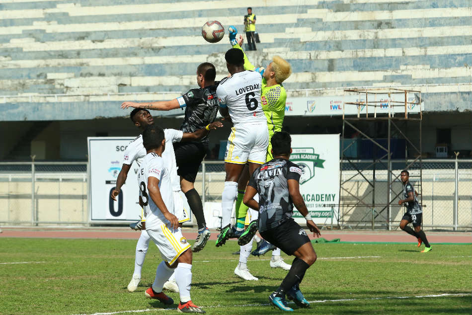 Hero I-League 2019-20: Dicka's solitary goal gives Punjab much-needed win