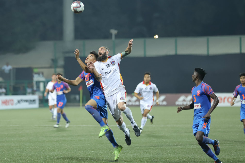Hero I-League 2019-20: Quess East Bengal down Indian Arrows 3-1 to clinch much-needed win