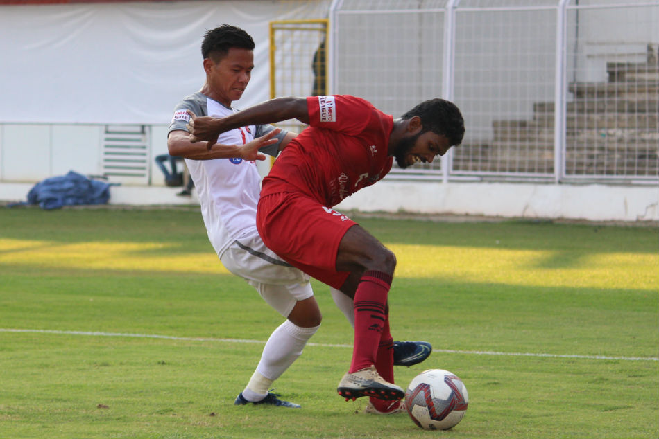 Hero I-League 2019-20: Early goals seal 3 points for Churchill against Real Kashmir
