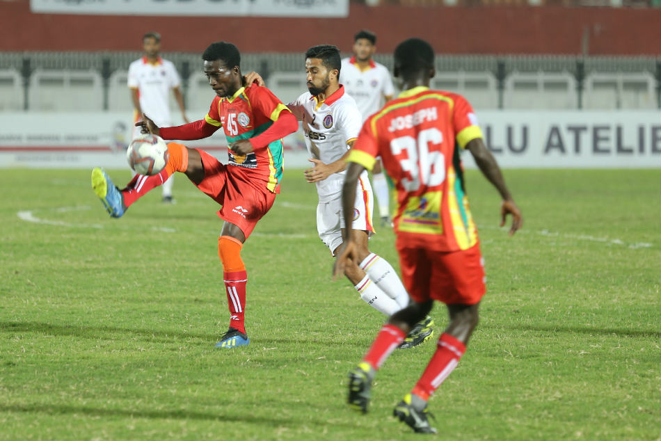 Hero I-League: Quess East Bengal complete thrilling comeback victory over TRAU FC