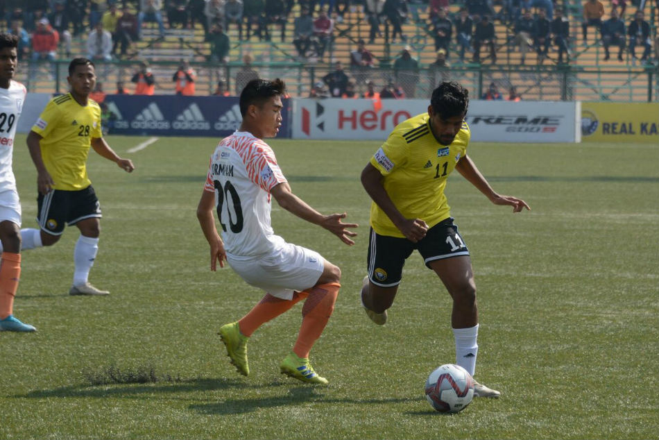 Hero I-League 2019-20: Real Kashmir stay in the mix with narrow victory over Indian Arrows