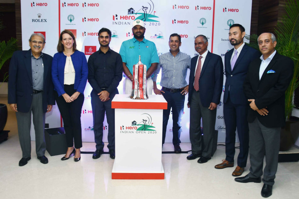 Golf Strong Mix Of Indian And International Challenge Set For Indian Open 2020