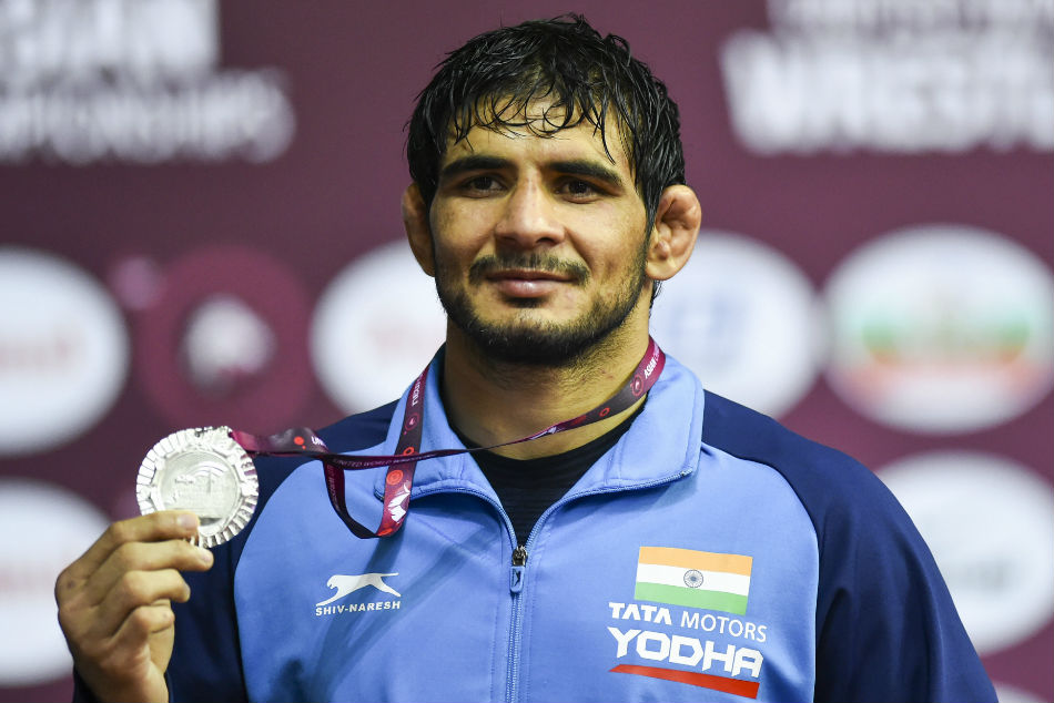 Asian Championships Jitender Wins Silver Ensures Place In Olympic Qualifiers