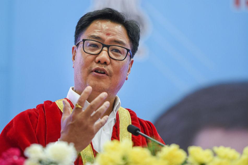 Rijiju expects Tokyo Olympics to go ahead despite coronavirus concerns