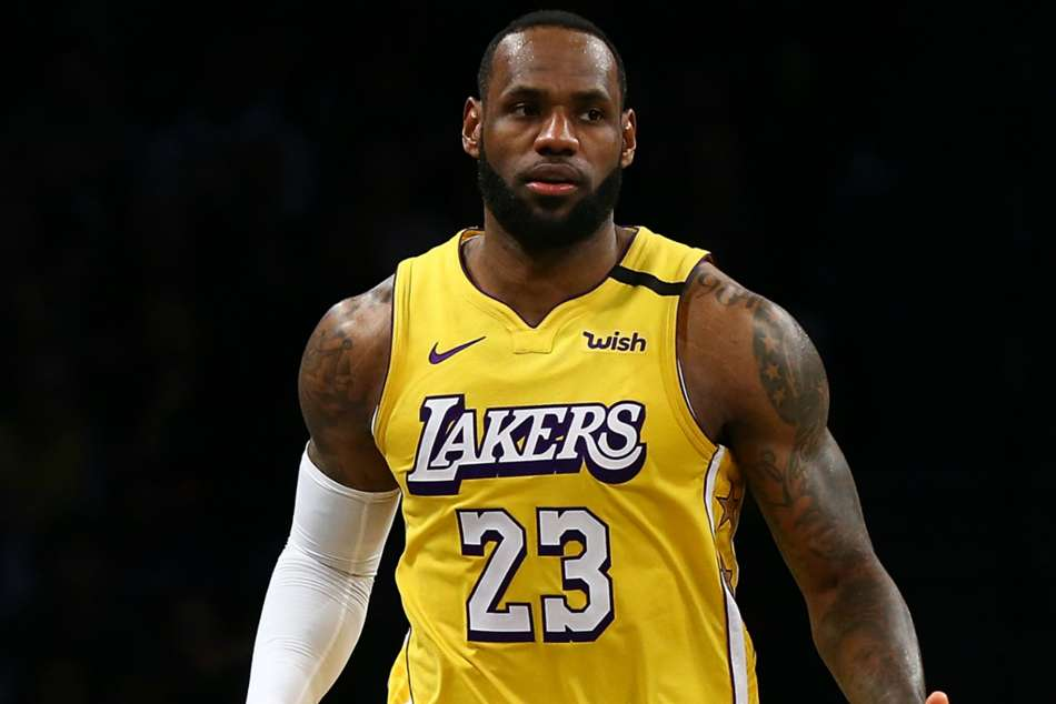 LeBron James surpassed Lakers great Kobe Bryant to become the leagues third-highest scorer of all time