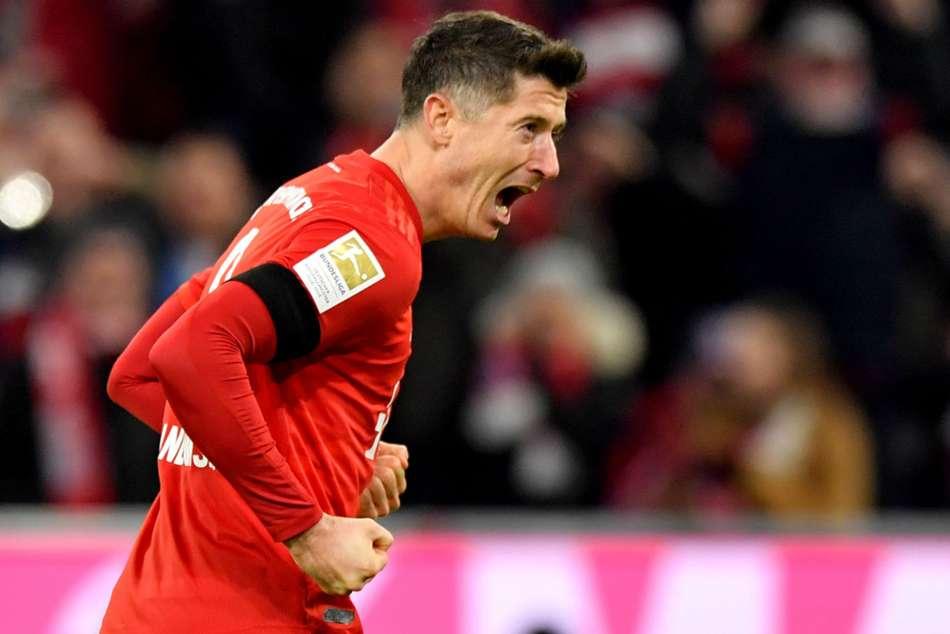 Bayern Munich 3-2 Paderborn: Lewandowski's late show settles thriller