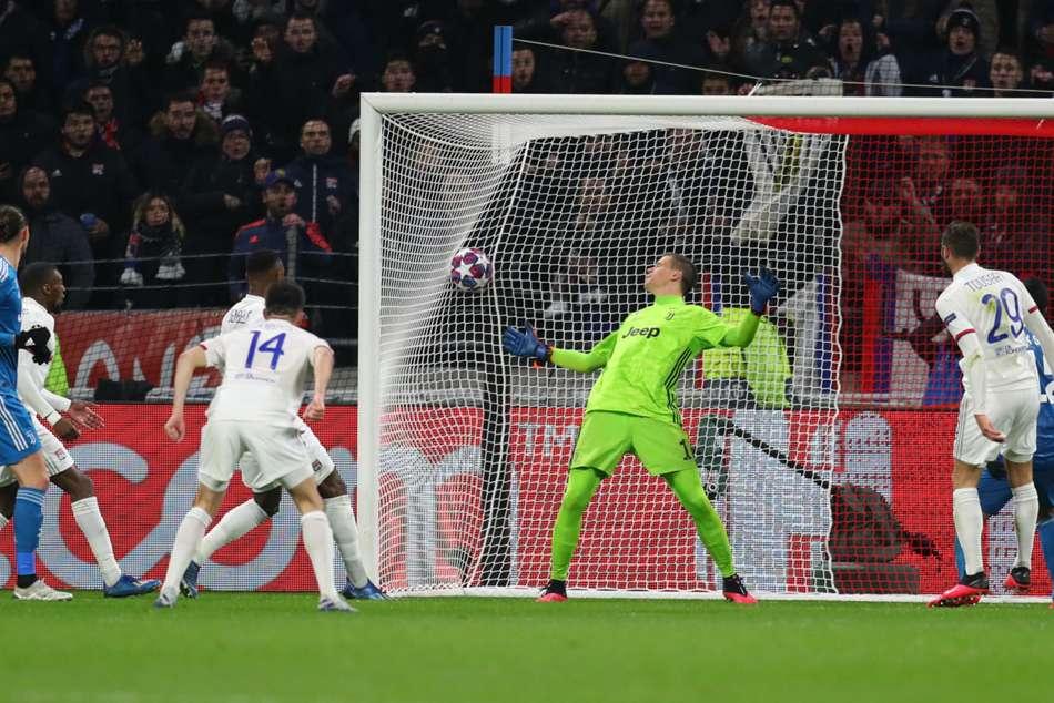 Champions League Match Report Lyon Juventus
