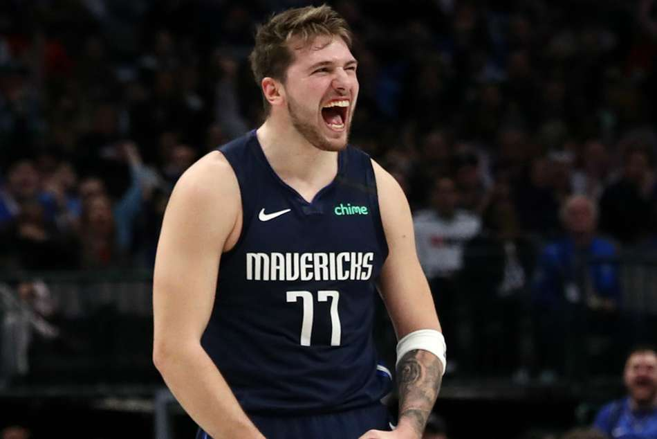 NBA wrap: Doncic matches Mavs record as Kawhi leads Clippers, 76ers' woes mount
