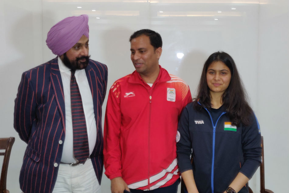 Manu Bhaker working on her technique, improving mental strength for good show in Tokyo Olympics