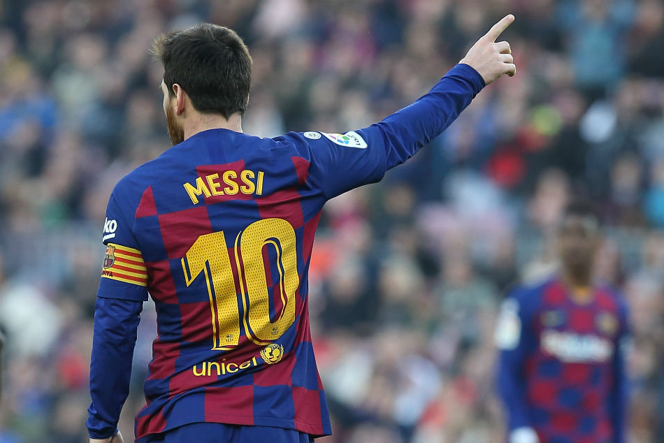 Barcelona could leapfrog Real Madrid at the top of La Liga