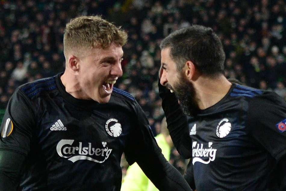 Celtic Copenhagen Europa League Match Report
