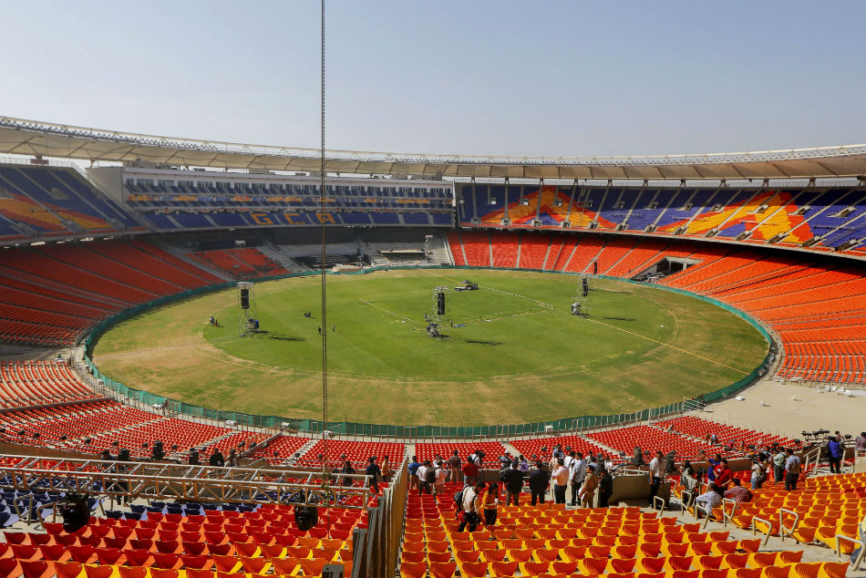 Motera Stadium: Things you should know about world's largest cricket stadium inaugurated by Donald Trump