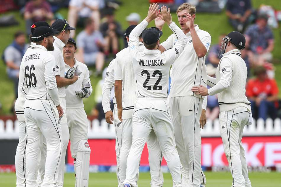 New Zealand vs India, 1st Test, Highlights: Jamieson shines on debut as hosts dominate tourists on Day 1