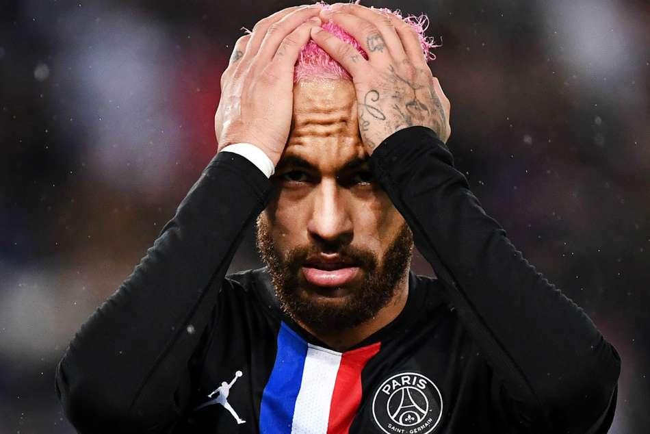 Neymar Barcelona Psg Mestre Transfer News
