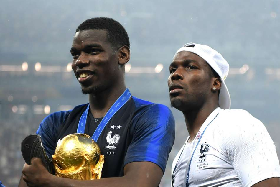 Paul Pogba's brother claims Manchester United star wants out