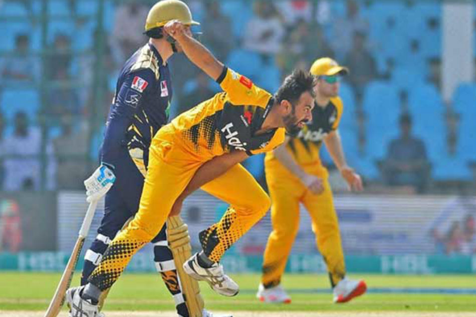 Pakistan Super League: Jason Roy accuses Wahab Riaz of ball-tampering during PSL game