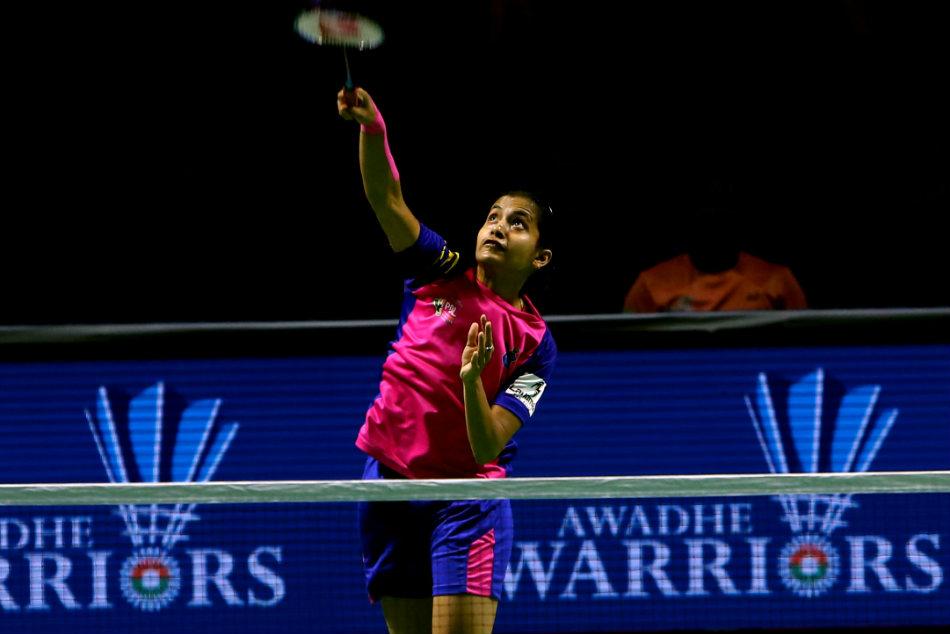 Pbl Season 5 Rituparna Das Stuns Beiwen Zhang To Take Pune 7 Aces Into Semis