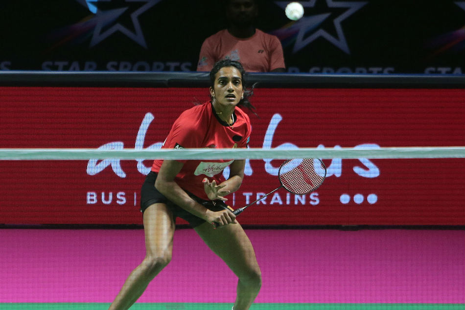PV Sindhu ended her PBL campaign on a winning note