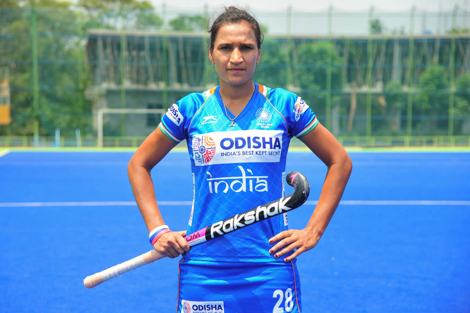 Khelo India University Games Will Help In Identifying More Raw Talent Rani Rampal