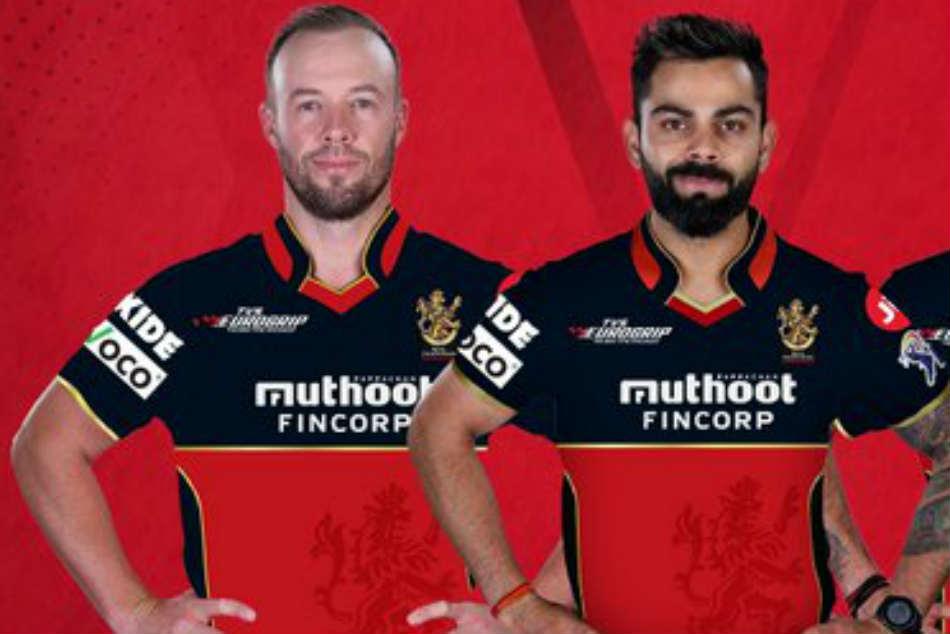 IPL 2020: Royal Challengers Bangalore reveal new jersey, logo