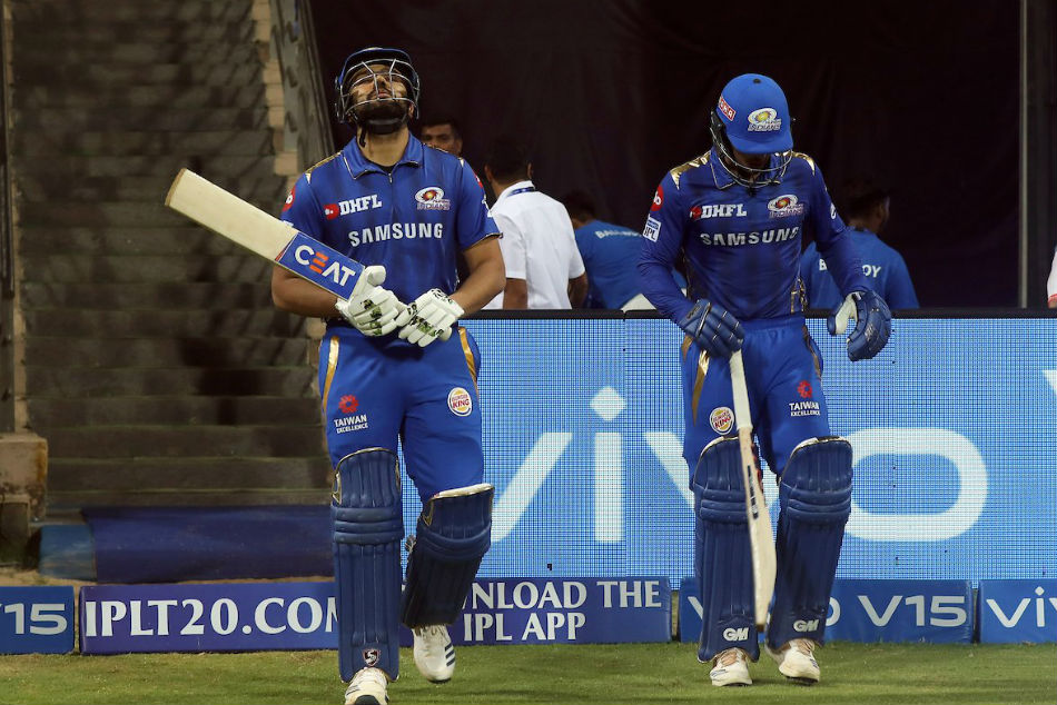 Mumbai Indians' schedule in 2020