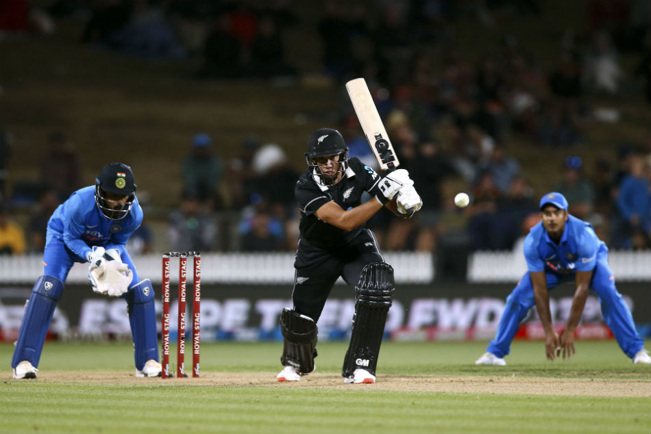 India vs New Zealand, 1st ODI: Ton-up Taylor gives NZ 1-0 lead, Iyer maiden century in vain - As it happened