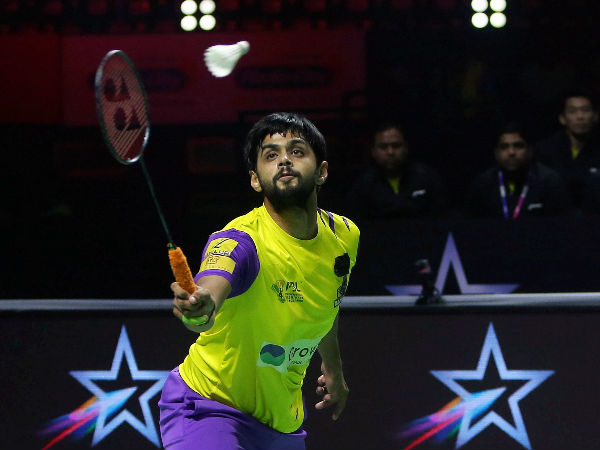 In-form Praneeth eyes more success