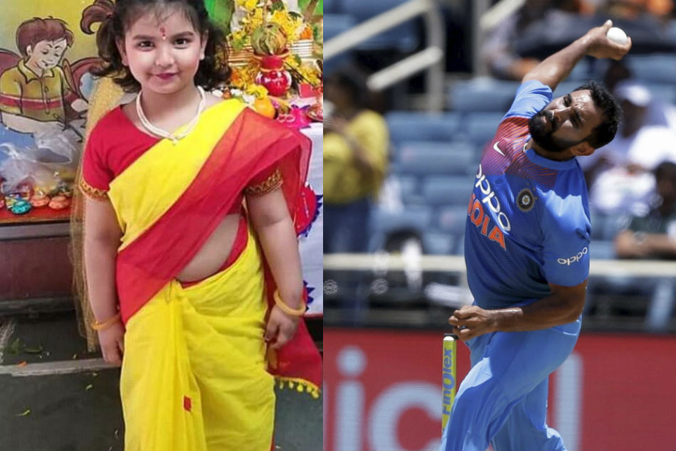 Mohammed Shami comes in firing line of Islamists after posting daughter's picture on Instagram