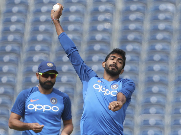 1. Shami defends Bumrah