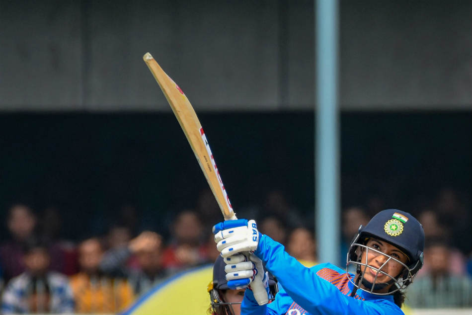 Smriti Mandhana leads from front
