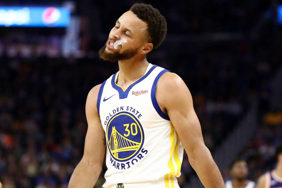 NBA: Kerr hopeful over Curry return on March 1