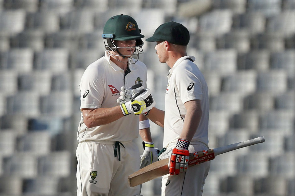 Steve Smith and David Warner were handed one-year bans for their roles in the ball-tampering scandal