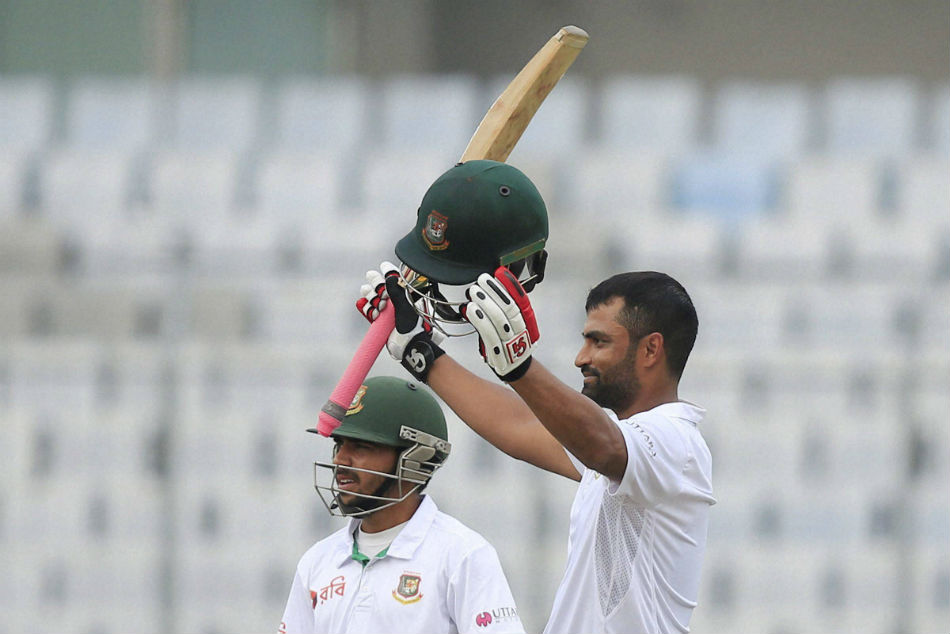 Tamim Iqbal scored an unbeaten 334 for East Zone against Central in the Bangladesh Cricket League