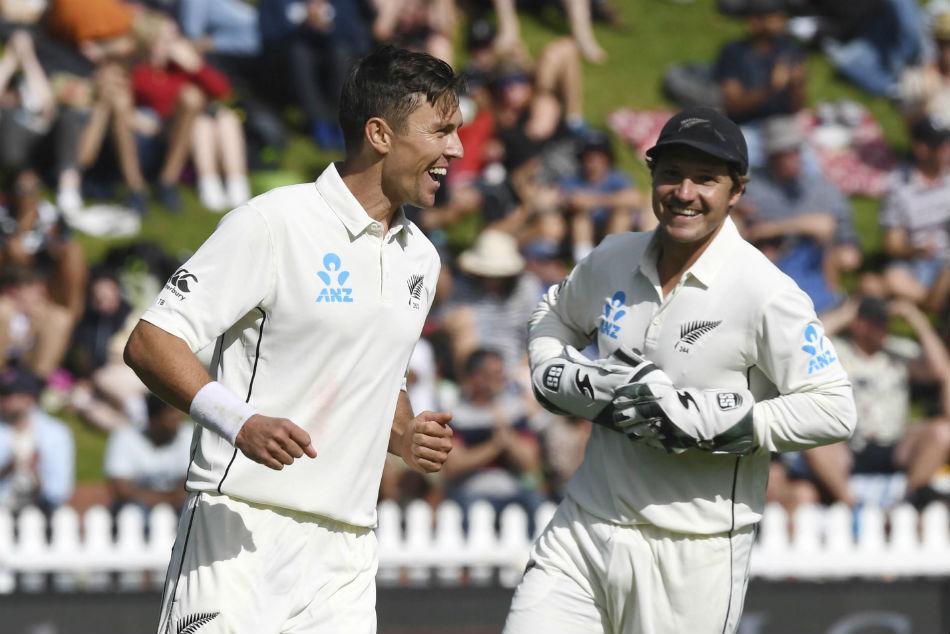 New Zealand vs India, 1st Test, Highlights: Rahane, Vihari fight after Boult rocks visitors on Day 3