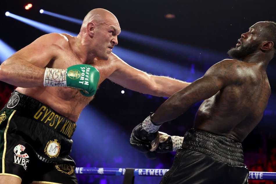 Bloodthirsty Fury dominates Wilder to win WBC heavyweight title