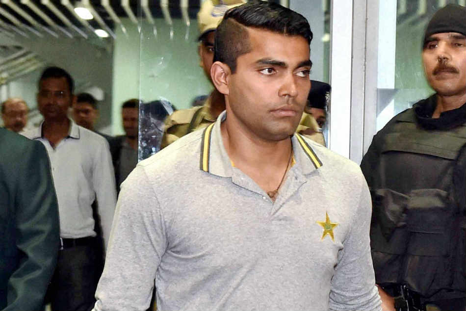 Umar Akmal suspended by PCB, to miss PSL