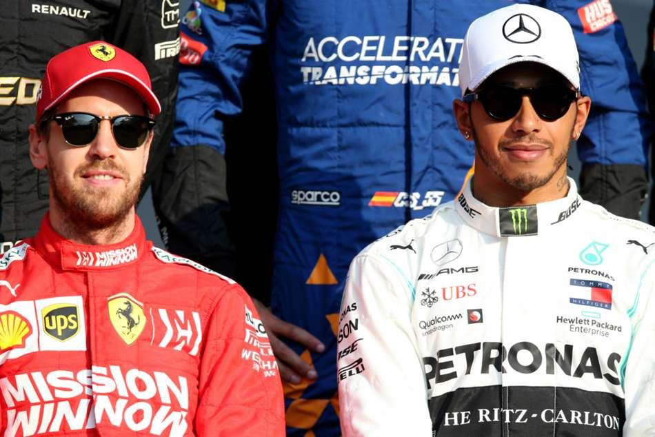 Vettel and Hamilton to team up?