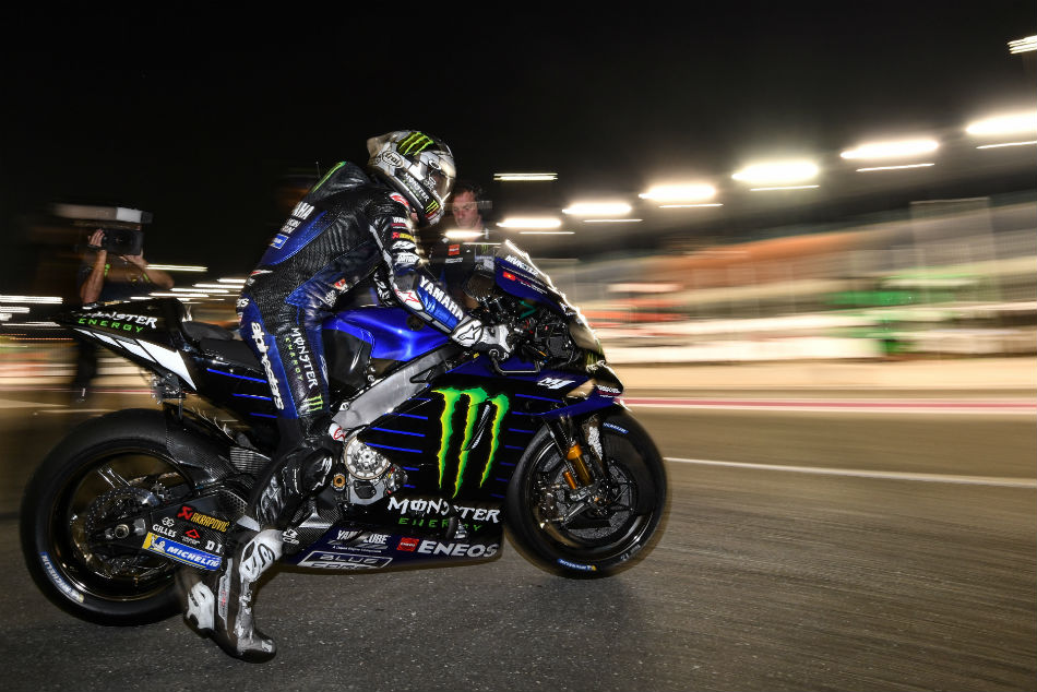 Vinales reigns supreme on Day 3 of Qatar Test