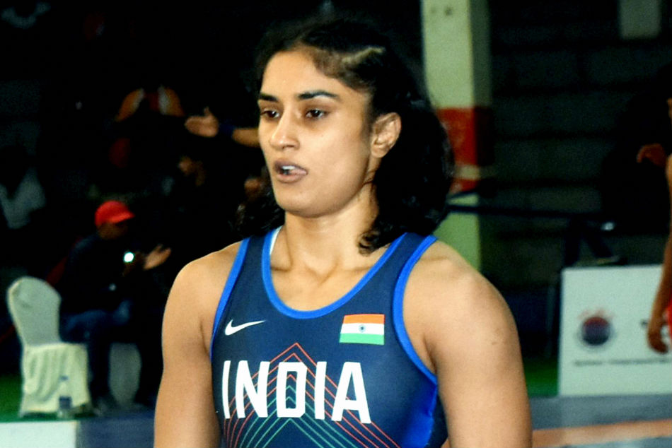Vinesh Phogat Tests Positive For Covid 19