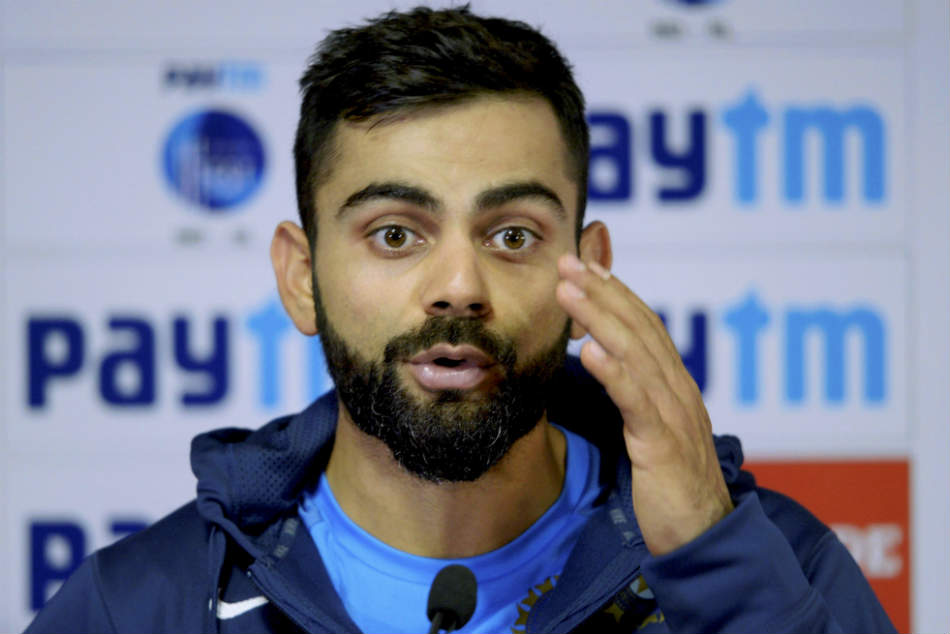 If we had to share number one spot with any team, it will be New Zealand: Kohli