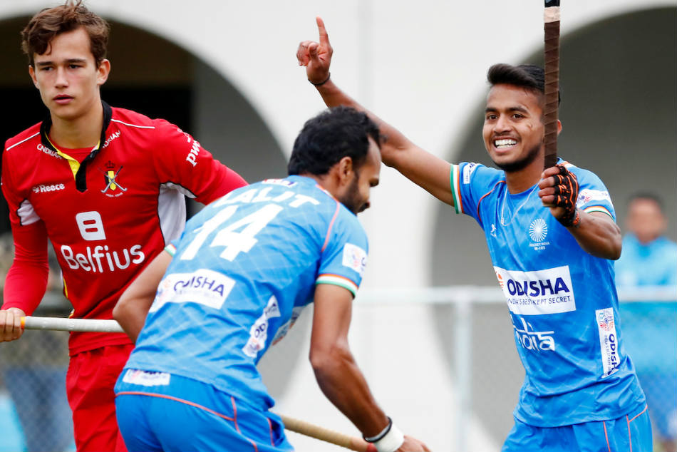 Its a huge motivation to work harder for my country: Vivek Sagar Prasad on winning FIH Rising Star of the Year award