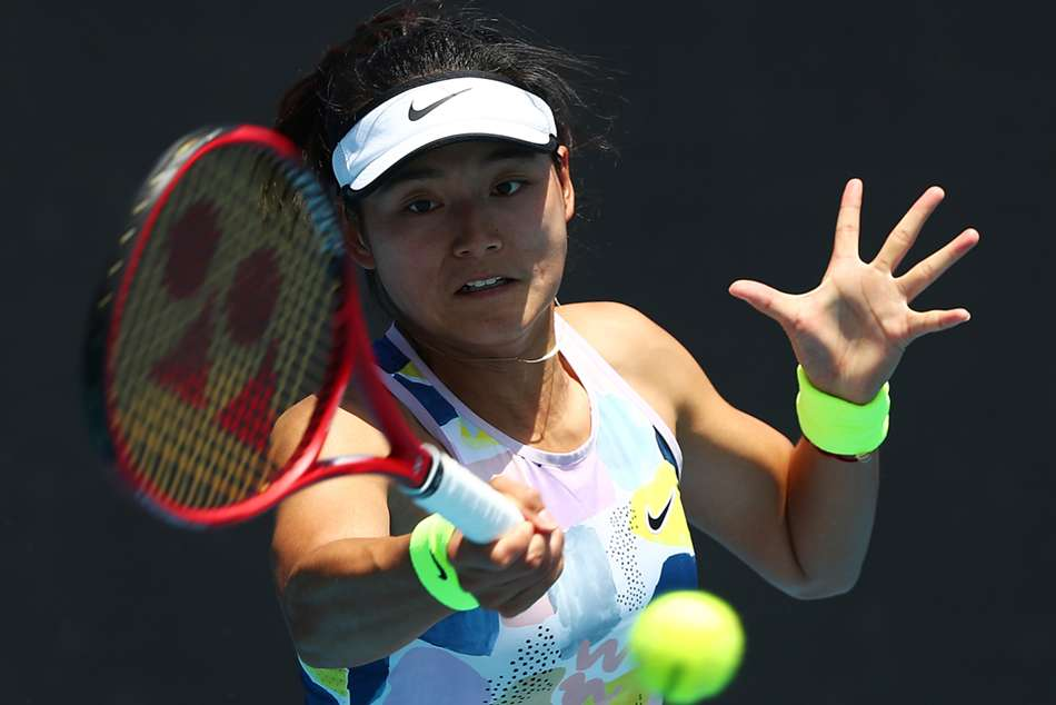Wang Yafan's Mexican Open defence over, Vandeweghe bows out