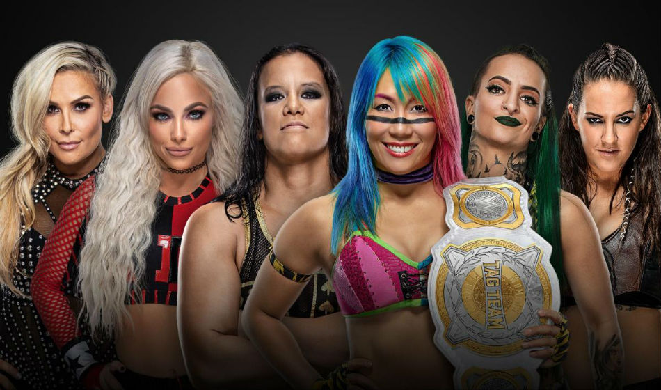 Wwe Announces 2020 Womens Elimination Chamber Match