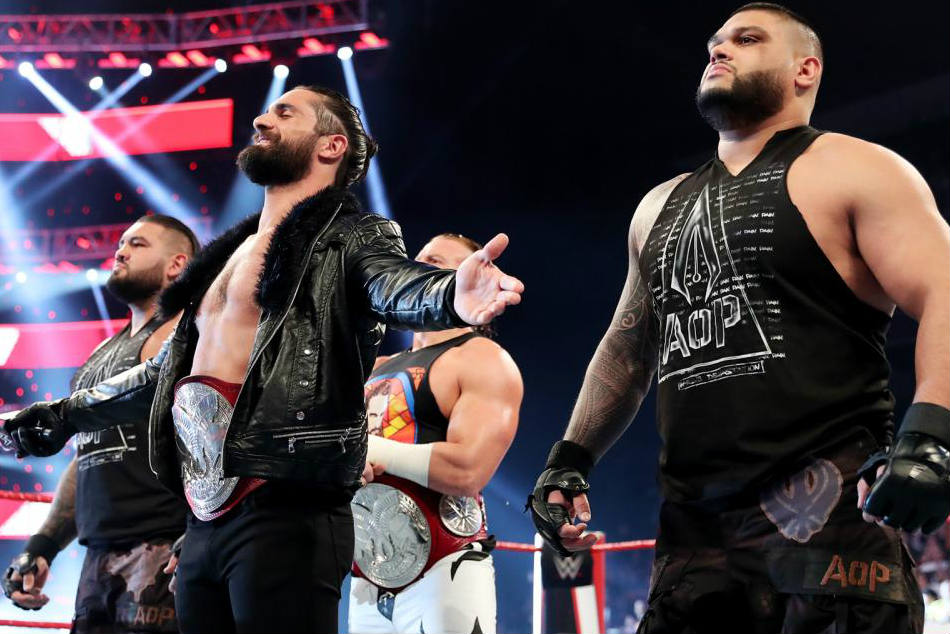 Wwe Monday Night Raw Results With Highlights February 10 2020