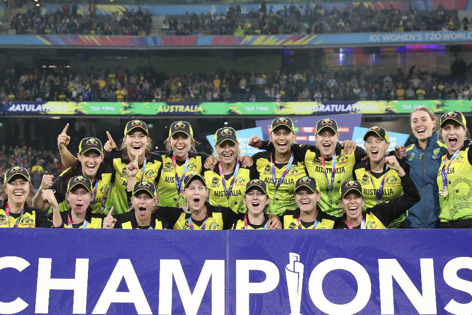ICC Womens T20 World Cup Final: 86,174 fans turn up at MCG, create record in womens cricket