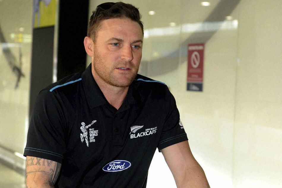 My fallout with Taylor is a nasty stain on New Zealand cricket: McCullum