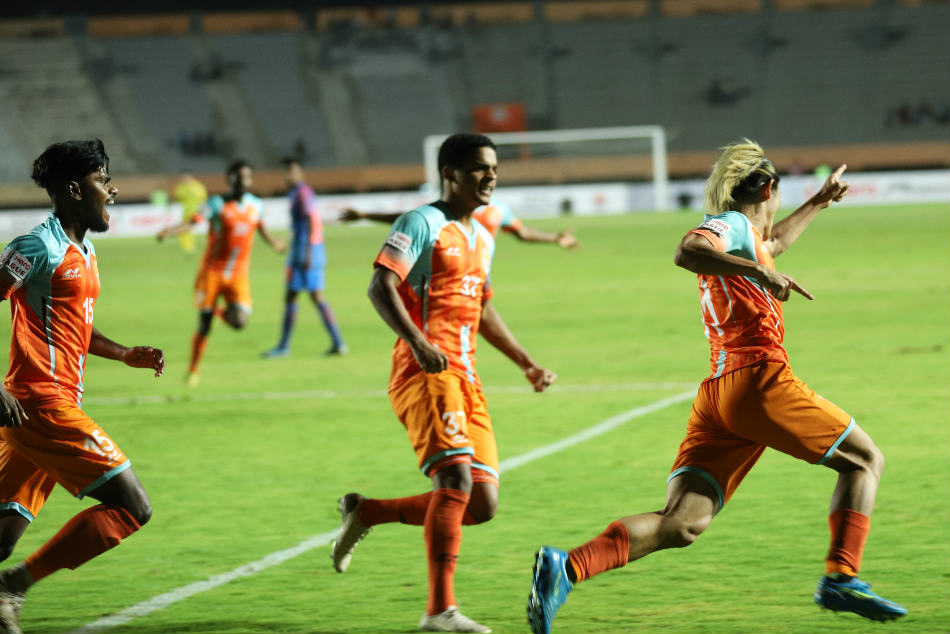 AFC Cup: Late goal helps Chennai City FC secure 2-2 draw with Maziya S&RC